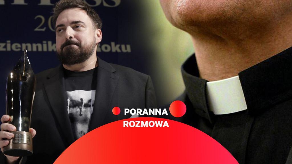 Tomasz Sekielski w Porannej Rozmowie Gazeta.pl