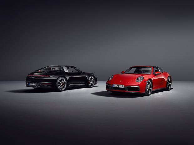 Porsche 911 Targa 4 i Targa 4S 2020