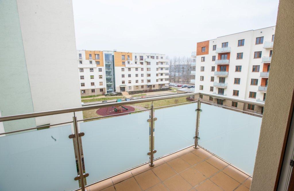 Mieszkanie znajduje się na eleganckim osiedlu Apartamenty Lasowice w Tarnowskich Górach