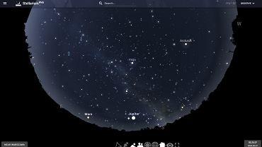 Szykuje się piękny spektakl na niebie. Zobaczymy niemal wszystkie planety w jedną noc