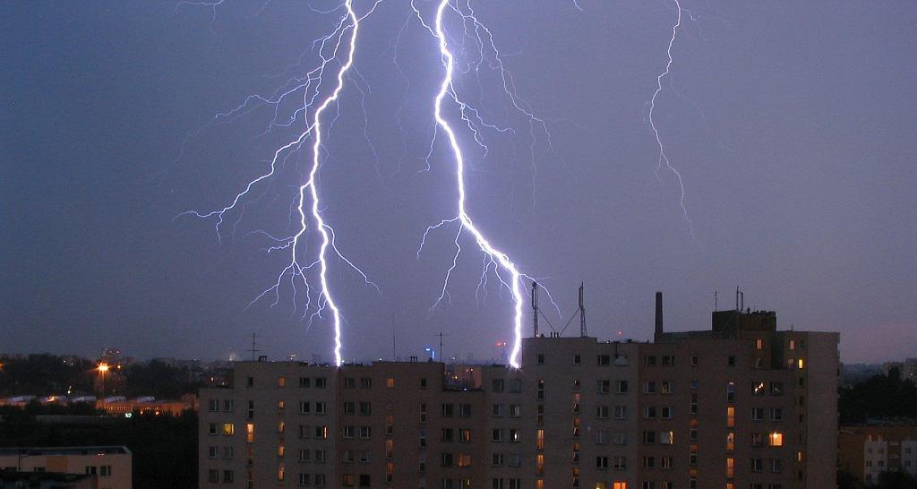 Gdzie jest burza? Pogoda na 5 września