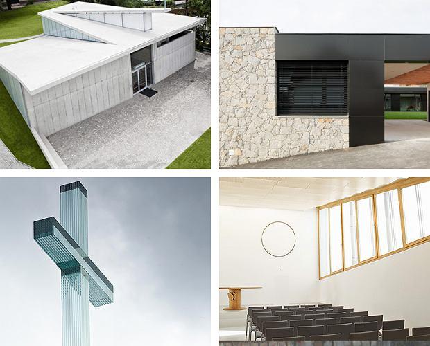 DOM MODLITWY, PROJ. FRÁNEK ARCHITECTS Fot. www.franekarchitects.cz