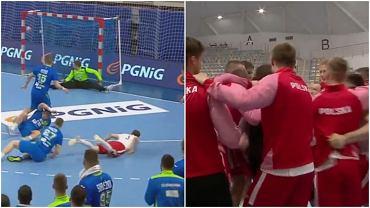 Polacy wygrali ze Słowenią w meczu eliminacji ME piłkarzy ręcznych w Opolu