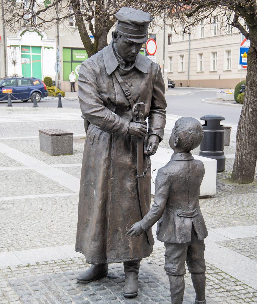 Pomnik upamiętniający Powstanie Wielkopolskie