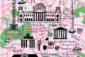 Berlin - zwiedzamy i jemy
