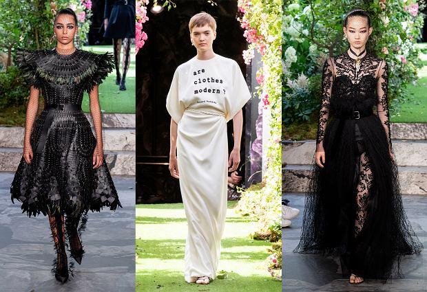 Christian Dior haute couture jesień-zima 2019/2020
