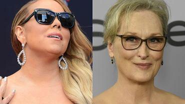 Mariah Carey, Meryl Streep