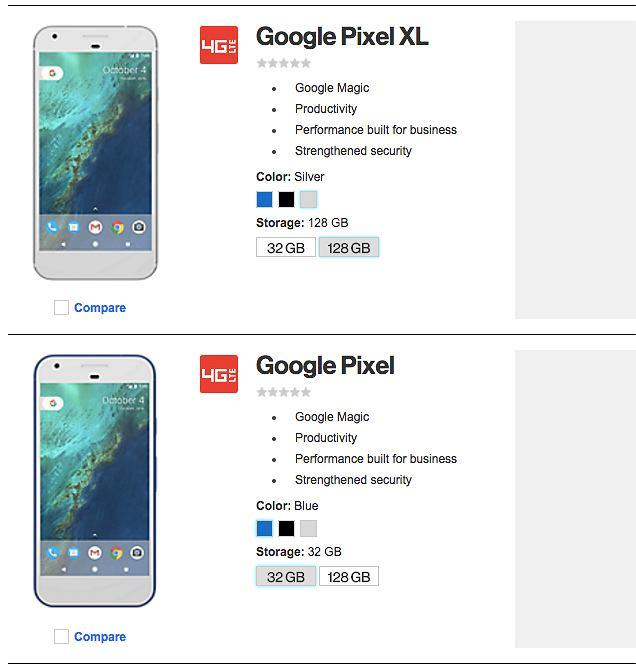Pixel w ofercie amerykańskich operatorów