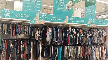 Auchan wprowadza second-hand