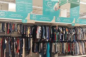 Markowa odzież używana w ofercie Auchan. Ceny zaczynają się już od 7 złotych!