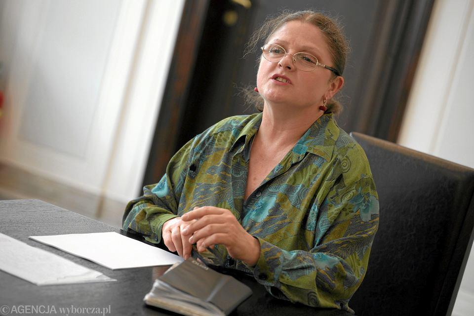 Poseł Krystyna Pawłowicz znana jest z kontrowersyjnych wypowiedzi na Facebooku