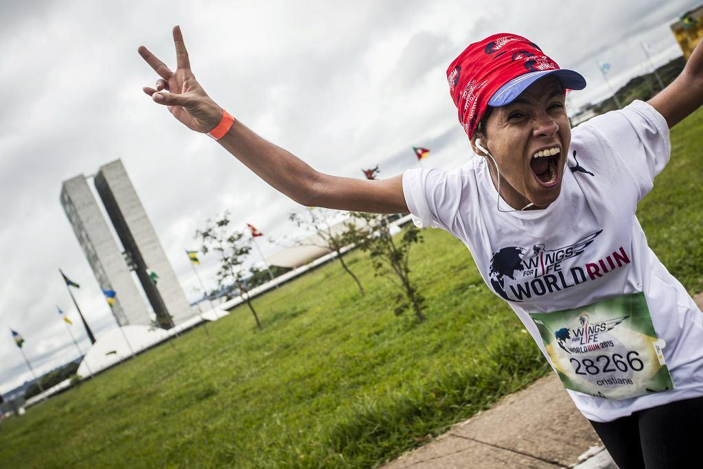 Wings for Life World Run Brazylia