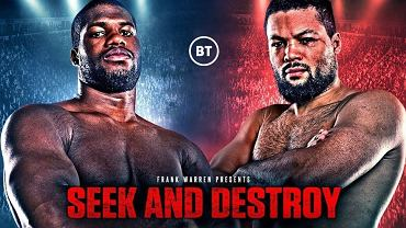 Daniel Dubois vs. Joe Joyce