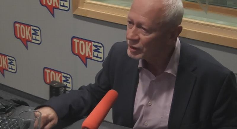 Michał Boni w Poranku Radia TOK FM