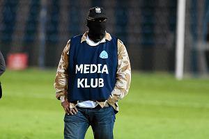 Policja: To klub dał nam kamizelki z napisem ''Foto''. Ruch Chorzów zaprzecza