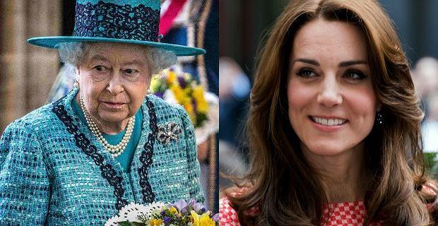 Elżbieta II regularnie krytykuje stylizacje księżnej Kate