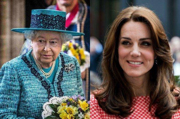 Księżna Kate jest stale poddawana ocenom. Okazuje się, że regularną recenzentką jej garderoby jest Elżbieta II.
