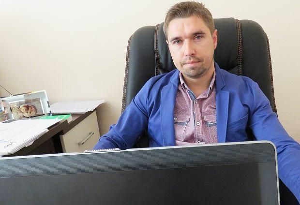 Jan Łopatowski, adwokat z Gorzowa