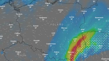 IMGW wydał alerty pogodowe. Na południu obowiązują ostrzeżenia III stopnia