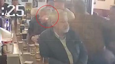 Conor McGregor atakuje mężczyznę w barze