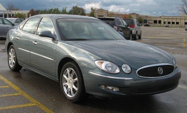 Buick LaCrosse (fot. domena publiczna)