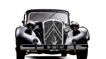 Citroen Traction Avant z 1934 r.