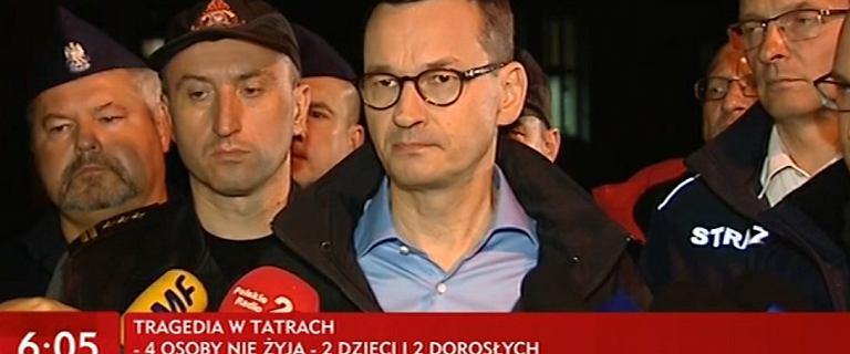Tatry. Bilans ofiar burzy w górach rośnie.