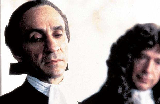 Szwarccharakter Salieri? Grający go w 'Amadeuszu' F. Murray Abraham do postaci mrocznych nadaje się znakomicie. Dostał za tę rolę Oscara