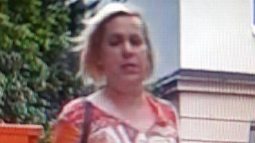 Każdy kto rozpoznaje kobietę na publikowanych zdjęciach proszony jest o kontakt z policją