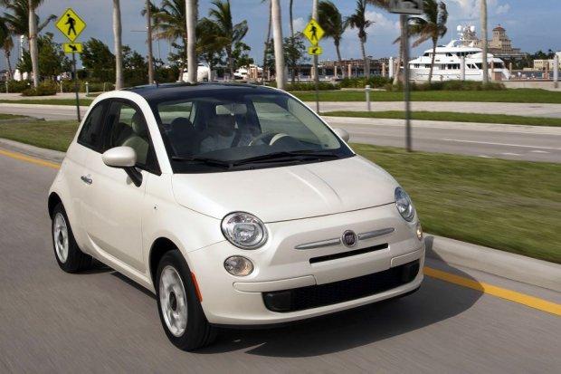 2011 Fiat 500 - amerykańska wersja produkowana jest w Meksyku