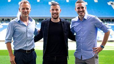 Pedro Tiba podpisał nowy kontrakt z Lechem