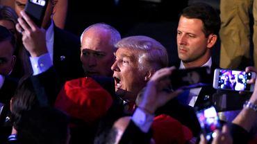 Donald Trump nowym prezydentem USA