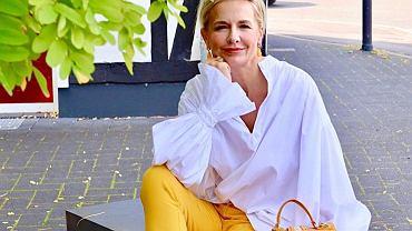 Eleganckie bluzki dla kobiet po 50-tce