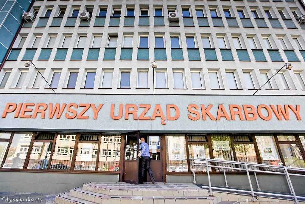 Urząd Skarbowy - zdjęcie ilustracyjne