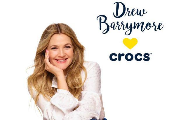 drew love crocs