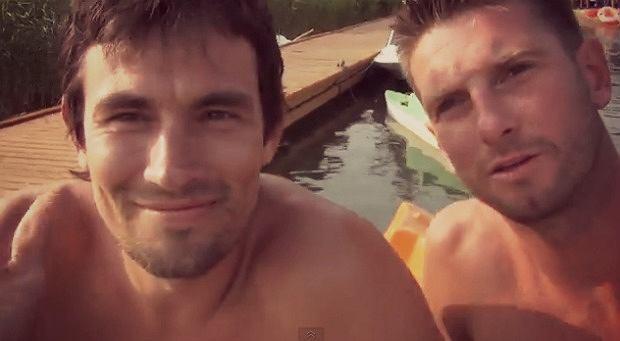Marcin Lijewski i Łukasz Kadziewicz
