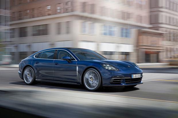 Porsche Panamera LWB Executive