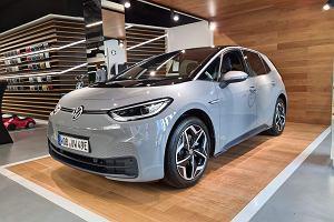 Znamy ceny Volkswagena ID.3. Na wersję poniżej 130 tys. zł poczekamy do 2021 roku