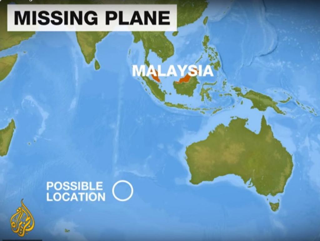 Poszukiwania MH370 trwają od blisko czterech lat