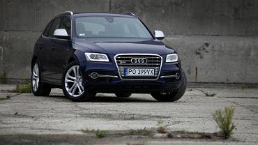 Audi SQ5 | Test | Nie tylko dla pań