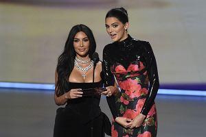 EMMY 2019: Kim Kardashian i Kendall Jenner wyśmiane