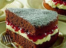 Proste ciasto czekoladowe - ugotuj