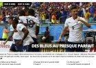 Mundial 2014. Francuskie media: Niemal perfekcyjni