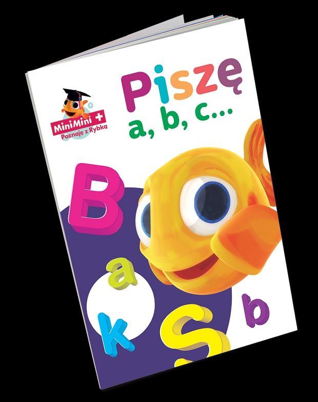 Piszę a, b, c...