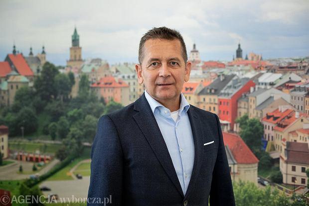 Wedel, Okocim, LOT, Biomed... Marcin Piróg, menedżer do zadań specjalnych