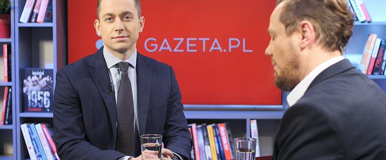 Cezary Tomczyk dla Gazeta.pl: PiS zachowuje się jak rodzina Soprano