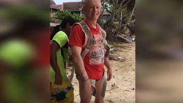 70-letni biznesmen z Australii nie przeżył upadku do morza