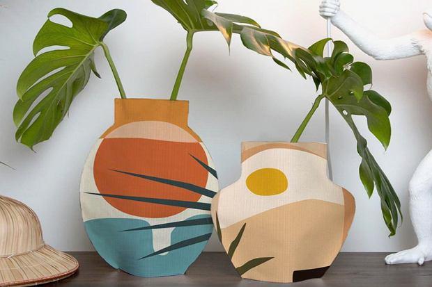 Surdic: Dekoracje wnętrz, które powstały z pasji do organicznych form