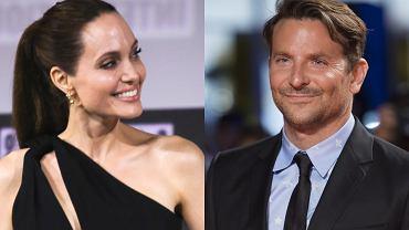 Angelina Jolie i Bradley Cooper