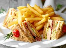 Club Sandwich - ugotuj